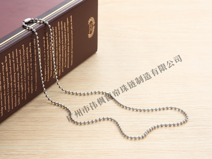 Opening method of bead chain